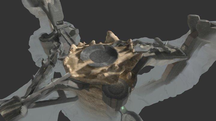 Ascension 3D Model