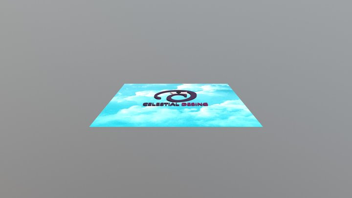 DianaLogo 3D Model