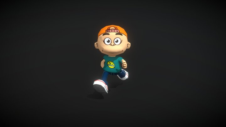 Cupin (Fan Art) 3D Model