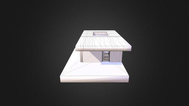 Bathroom5 3D Model