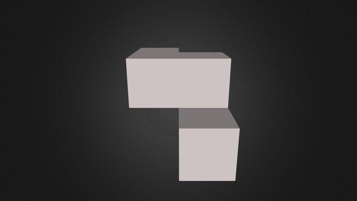 box 4 3D Model