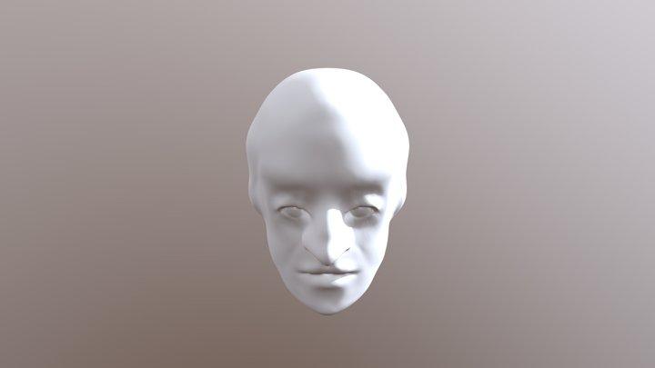 week4 head1 3D Model