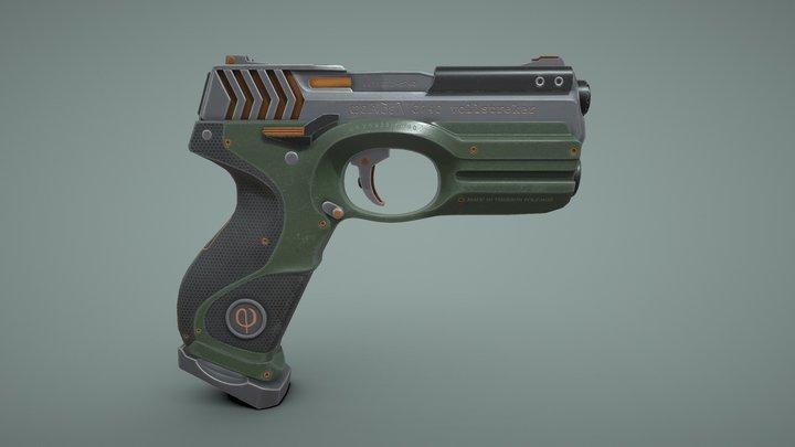 C740 vollstreker 3D Model
