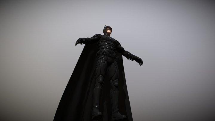 Batman The Dark Knight 3D Model