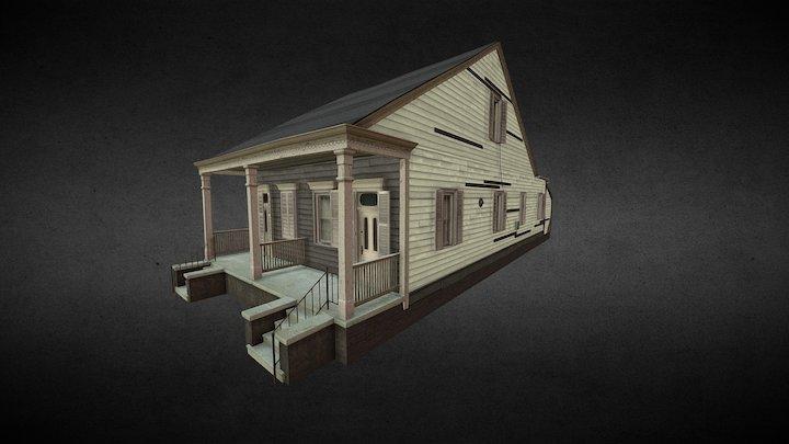 Building MF3 2 3D Model
