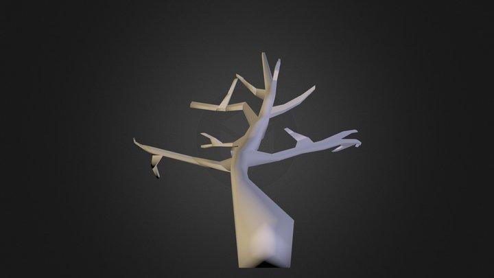 DeadTree 3D Model