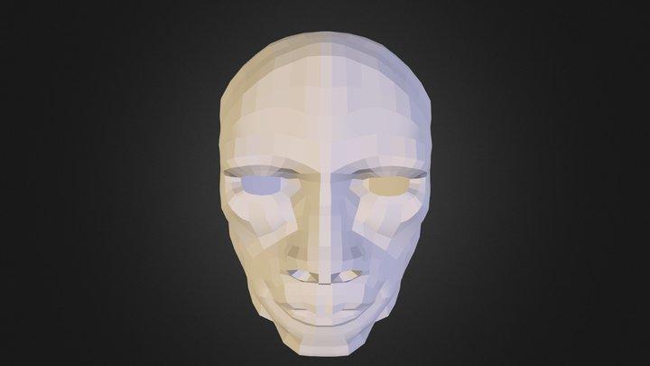 head model 3D Model