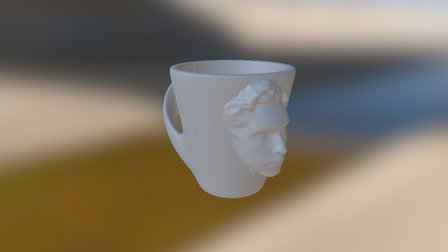 Espresso Joe 3D Model