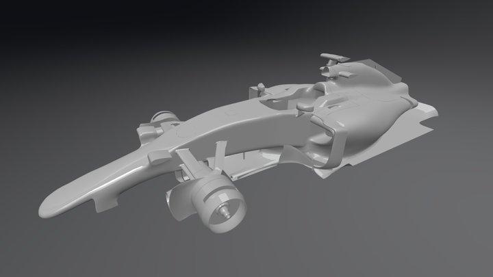 SF15-t WIP 3D Model
