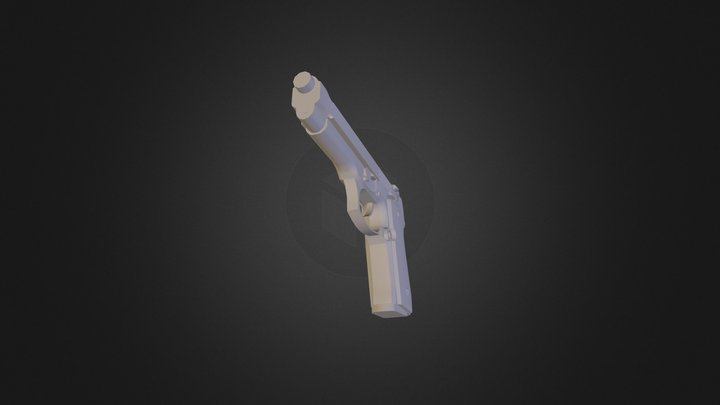 M9 3D Model