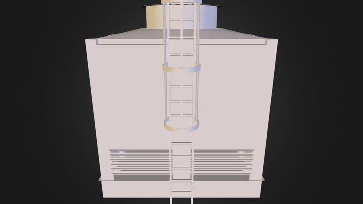 Niba Kule 3D Model