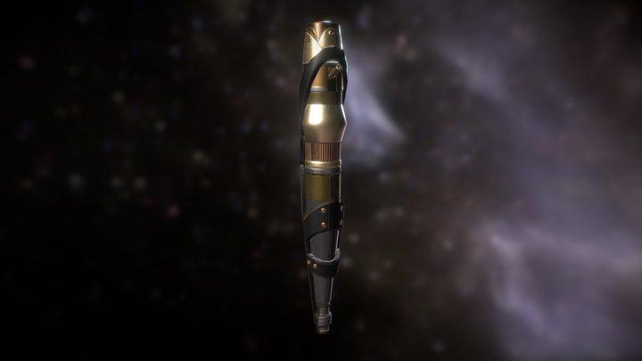 Single 8 Defender 3D Model