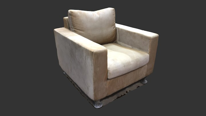 _Sofa 3D Model
