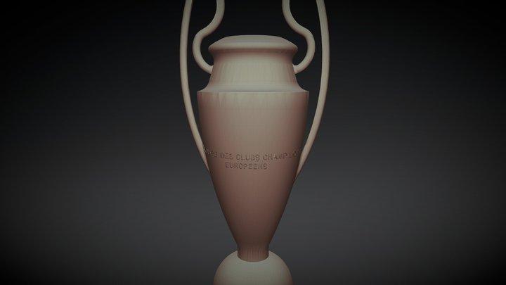 Trofeo 3D Model