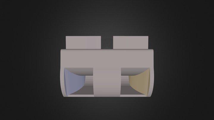 One Plus Dock M K I I Case 3D Model