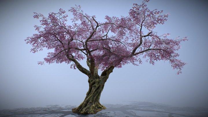 TreeA 3D Model