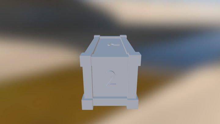 Rectangular_Prism 3D Model