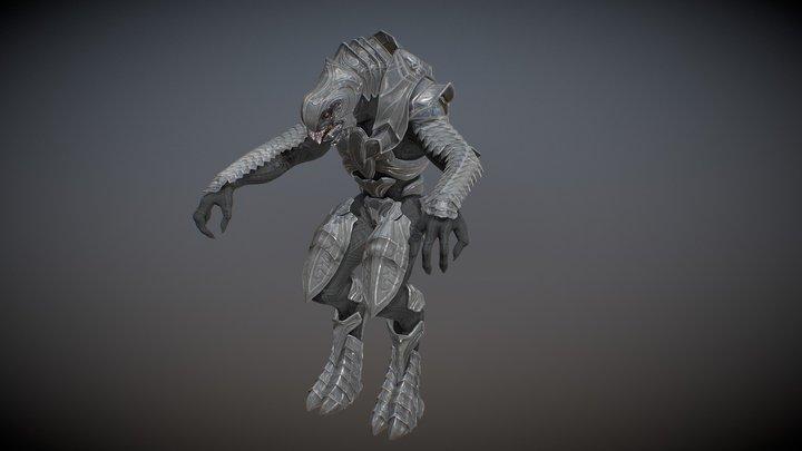 Arbiter 3D Model