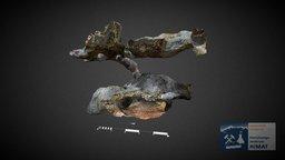 Prehistoric Copper Mine - Kleinkogel/Tyrol/AUT 3D Model