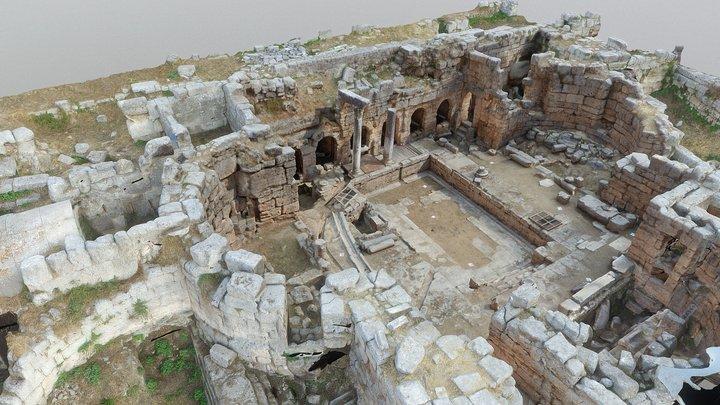 Ancient Corinth 3D Model