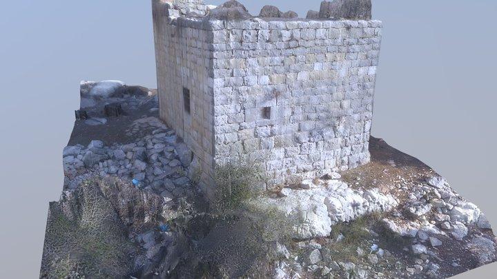 Montar #4, Altirha area in Ramallah 3D Model
