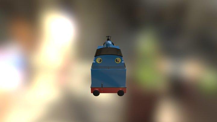 RWS Thomas 3D Model