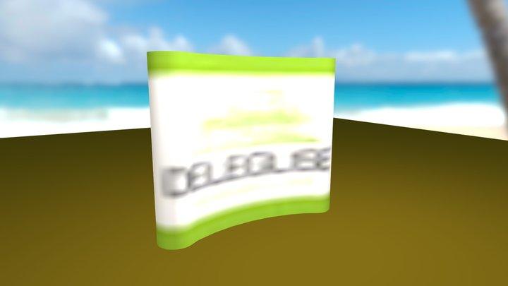 Stand Deleglise 3D Model