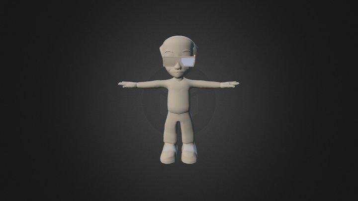 Grand Pa 3D Model