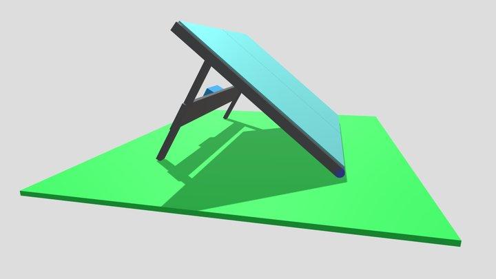 M.A.S.C - prototype 3D Model