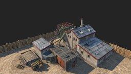 Ore-mine (level 1) 3D Model