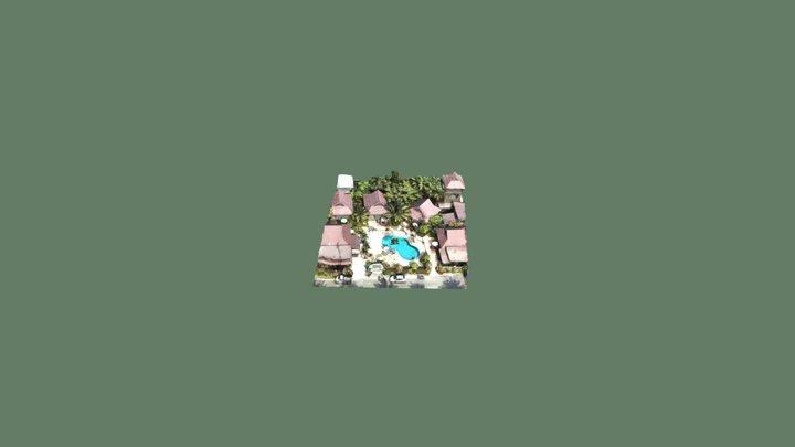 Coconut Homes 3D Model