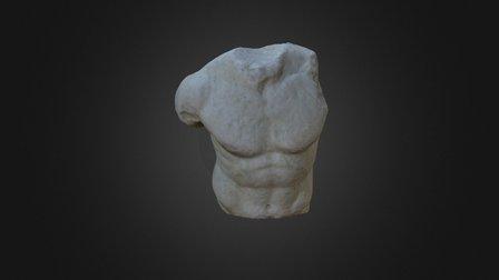 Torso d'Eracle 3D Model