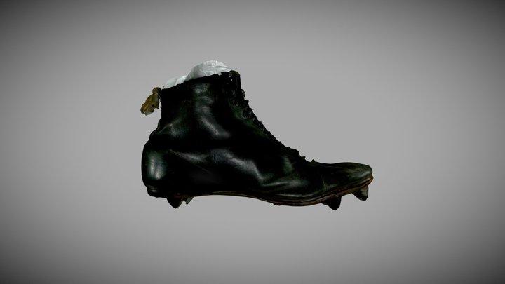 H2014.1234.1 Football Boots 3D Model
