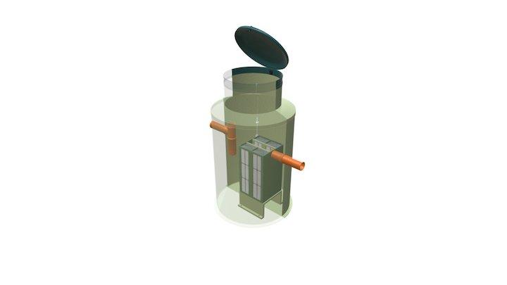 FEL NS Sistema 3 3D Model