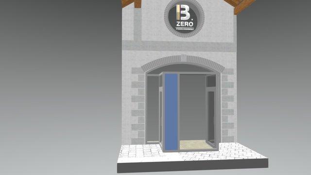 077 Bussola Ingresso 3D Model
