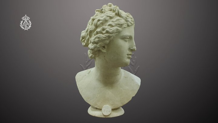 Venus de Medici 3D Model