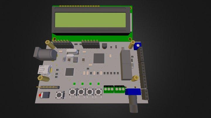 E4k 3D-2 3D Model