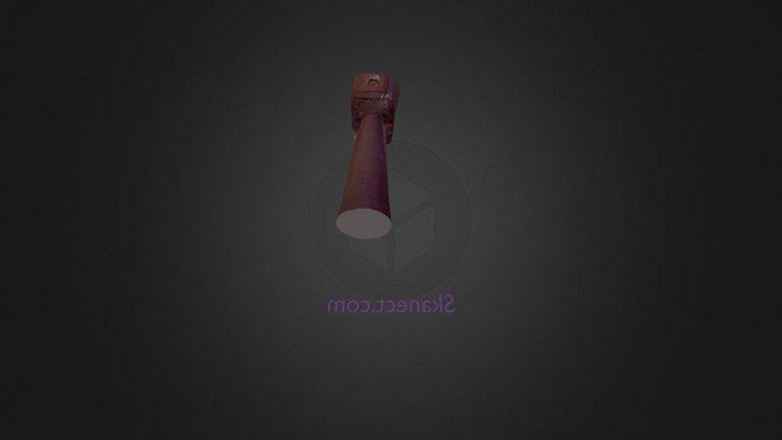 2nd test 3D Model