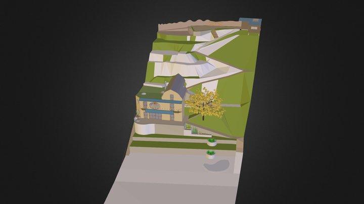 La Gibbeuse 3D Model
