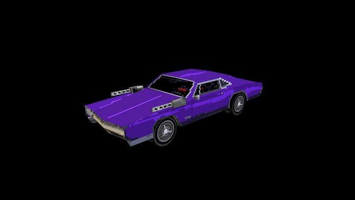 "CARnage - ""Vampiro"" 3D Model"