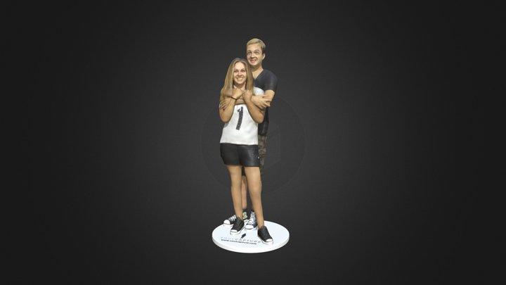 Lacey 3D Model