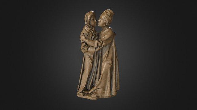 Joachim En Anna 3D Model