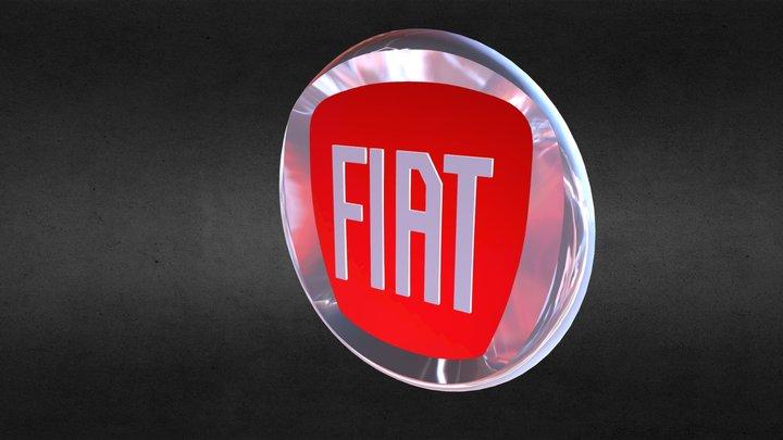 FIAT Sketchfab 3D Model