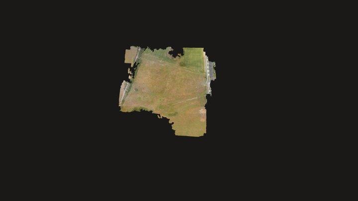 Sitio Mirador de La Frontera 1 Lof mapu Botrolwe 3D Model