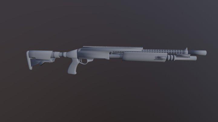 XY7T 3D Model