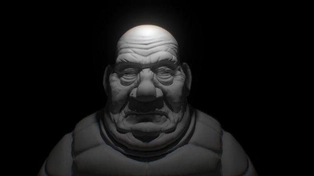 Bighead 3D Model