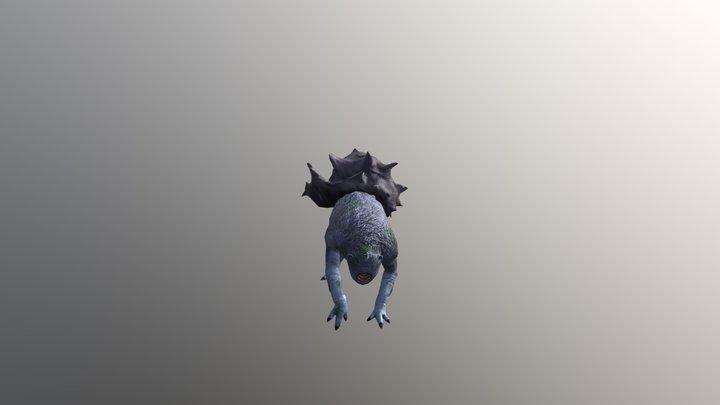 Zubro Run 3D Model