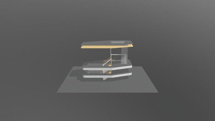 1634 3D Model