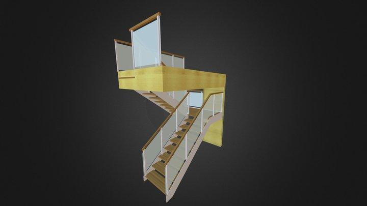 Chrabąszcz - sch. Ada 3D Model