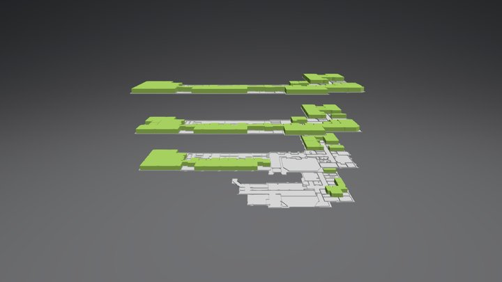 BL101 - Myers Hall 3D Model